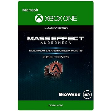 Mass Effect: Andromeda: Andromeda Points Pack 3 (2150 PTS) - Xbox One Digital (7F6-00097)