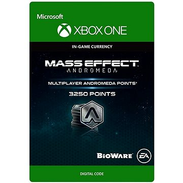 Mass Effect: Andromeda: Andromeda Points Pack 4 (3250 PTS) - Xbox One Digital (7F6-00098)