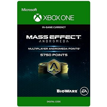 Mass Effect: Andromeda: Andromeda Points Pack 5 (5750 PTS) - Xbox One Digital (7F6-00099)