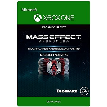 Mass Effect: Andromeda: Andromeda Points Pack 6 (12000 PTS) - Xbox One Digital (7F6-00100)