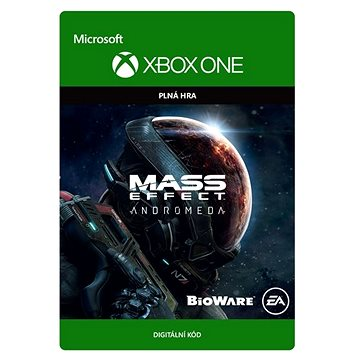 Mass Effect: Andromeda Standard Edition - Xbox One Digital (G3Q-00287)