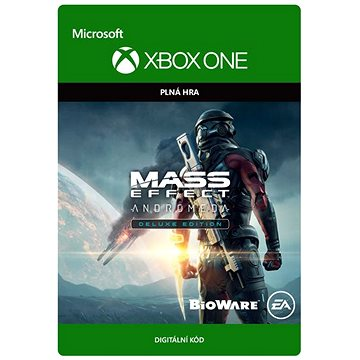 Mass Effect: Andromeda Deluxe Edition - Xbox One Digital (G3Q-00288)
