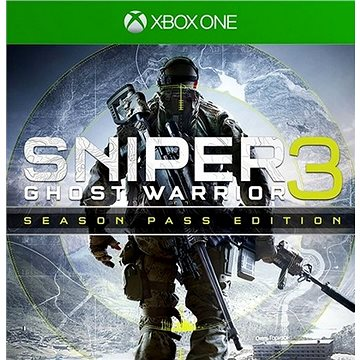 Sniper Ghost Warrior: Season Pass Edition - Xbox One Digital (G3P-00099)
