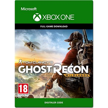 Tom Clancys Ghost Recon Wildlands - Xbox One Digital (G3Q-00170)