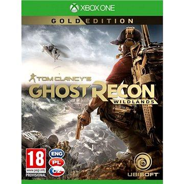 Tom Clancys Ghost Recon Wildlands: Gold - Xbox One Digital (G3Q-00171)