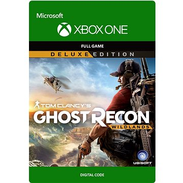 Tom Clancys Ghost Recon Wildlands: Deluxe - Xbox One Digital (G3Q-00172)