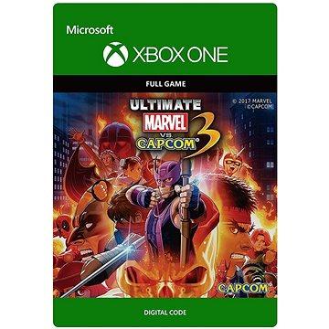 Ultimate Marvel vs Capcom 3 - Xbox One Digital (G3Q-00271)