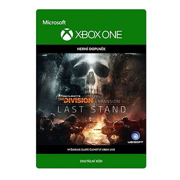 The Division: Last Stand DLC - Xbox One Digital (7D4-00175)