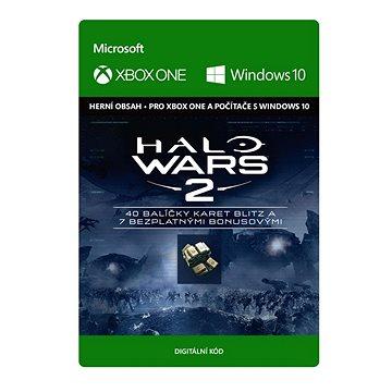 Halo Wars 2: 47 Blitz Packs - (Play Anywhere) DIGITAL (7F6-00092)