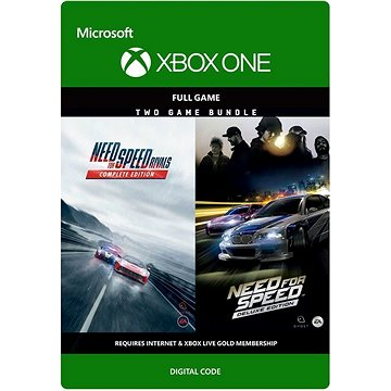 Need for Speed Deluxe Bundle - Xbox Digital (G3Q-00267)