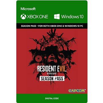 RESIDENT EVIL 7 biohazard: Season Pass - (Play Anywhere) DIGITAL (7D4-00190)