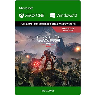 Halo Wars 2: Standard Edition - (Play Anywhere) DIGITAL (G7Q-00034)