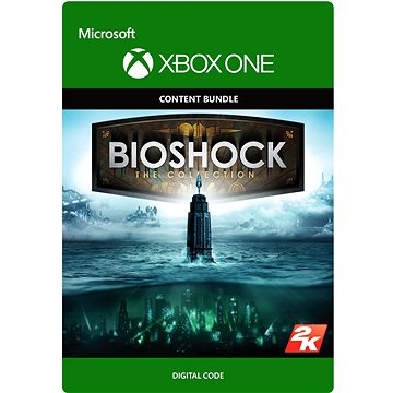BioShock: The Collection - Xbox One Digital (G3Q-00205)