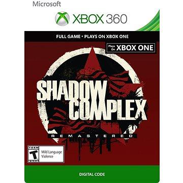Shadow Complex - Xbox 360, Xbox One Digital (7D6-00036)
