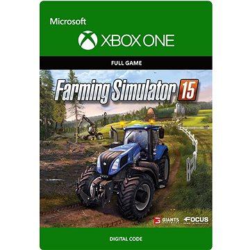 Farming Simulator 15 - Xbox One Digital (G3Q-00259)
