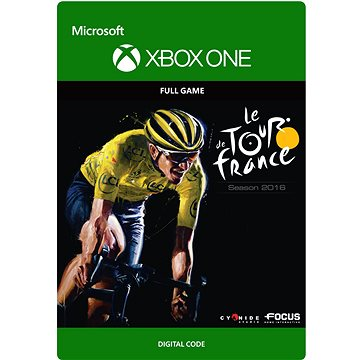 Tour de France 2016 - Xbox One Digital (G3Q-00261)
