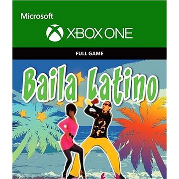 Baila Latino - Xbox One Digital (6JN-00002)