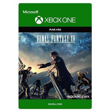 Final Fantasy XV: Standard Edition - Xbox One Digital (G3Q-00009)