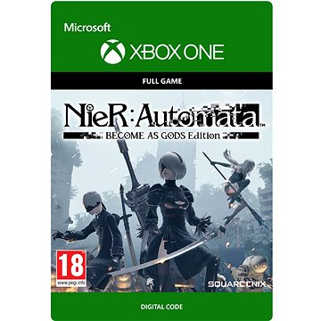 NieR:Automata BECOME AS GODS Edition - Xbox One DIGITAL (G3Q-00564)