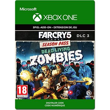 Far Cry 5: Dead Living Zombies - Xbox One DIGITAL (7D4-00272)