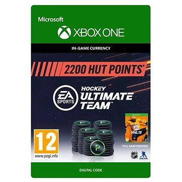 NHL 19 Ultimate Team NHL Points 2200 - Xbox One DIGITAL (7F6-00192)