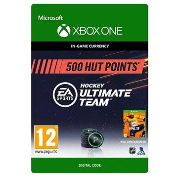 NHL 19 Ultimate Team NHL Points 500 - Xbox One DIGITAL (7F6-00193)