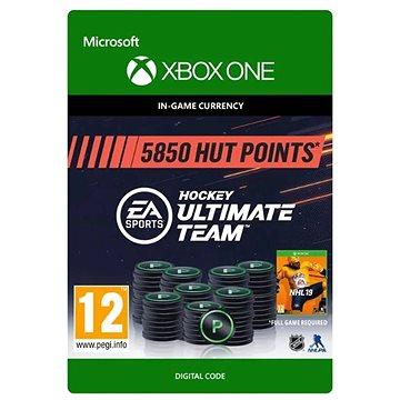 NHL 19 Ultimate Team NHL Points 5850 - Xbox One DIGITAL (7F6-00194)