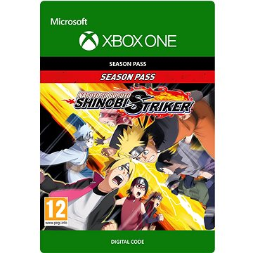 NARUTO TO BORUTO: SHINOBI STRIKER Season Pass - Xbox One DIGITAL (7D4-00316)