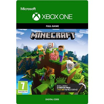 Minecraft Starter Collection - Xbox One Digital (G7Q-00075)