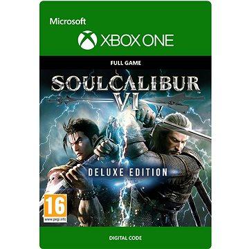 Soul Calibur VI: Deluxe Edition - Xbox Digital (G3Q-00544)