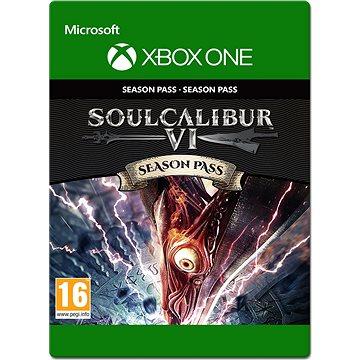 Soul Calibur VI: Season Pass - Xbox One DIGITAL (7D4-00319)
