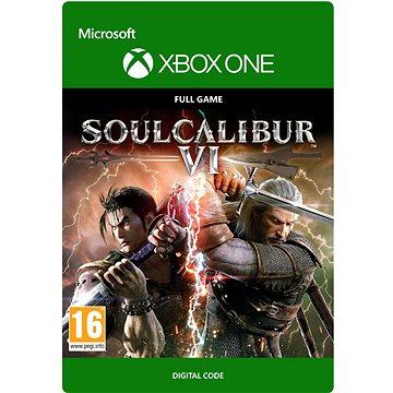 Soul Calibur VI: Standard Edition - Xbox One DIGITAL (G3Q-00543)