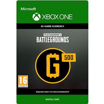 PLAYERUNKNOWN'S BATTLEGROUNDS 500 G-Coin - Xbox One DIGITAL (7LM-00021)