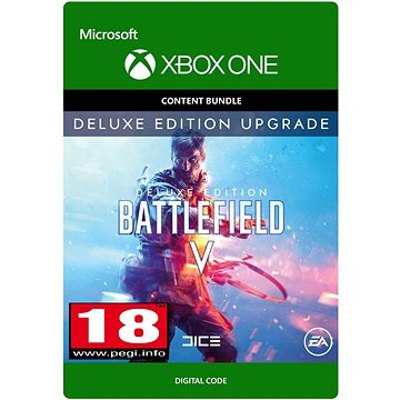 Battlefield V: Deluxe Edition Upgrade - Xbox One DIGITAL (7D4-00307)