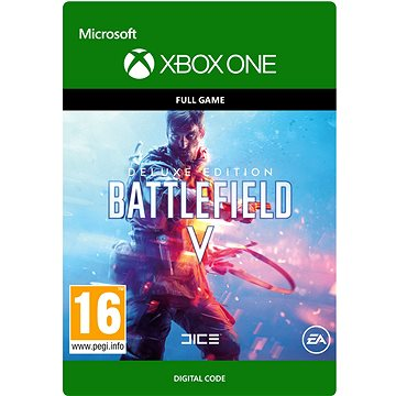 Battlefield V: Deluxe Edition - Xbox One DIGITAL (G3Q-00519)