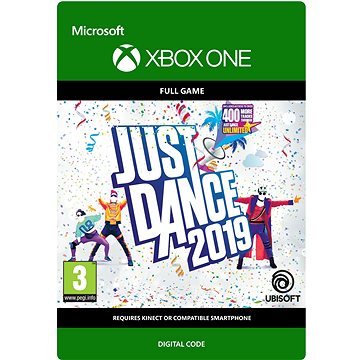Just Dance 2019: Standard Edition - Xbox One DIGITAL (G3Q-00596)