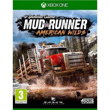 Spintires: MudRunner: American Wilds Edition - Xbox One Digital (G3Q-00460)