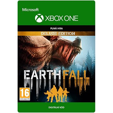 Earthfall: Deluxe Edition - Xbox One Digital (G3Q-00499)