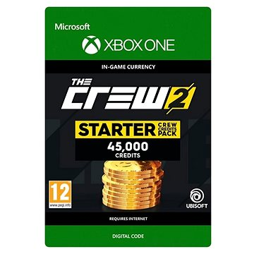 The Crew 2 Starter Crew Credits Pack - Xbox One Digital (7F6-00180)