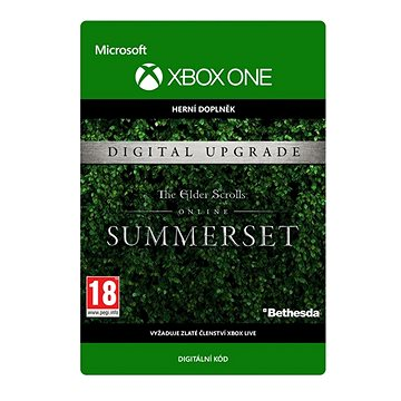 Elder Scrolls Online: Summerset Upgrade - Xbox One Digital (G3Q-00492)