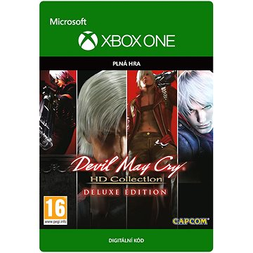 Devil May Cry HD Collection & 4SE Bundle - Xbox One Digital (G3Q-00479)