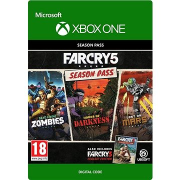 Far Cry 5 Season Pass - Xbox One Digital (7D4-00267)