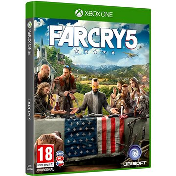 Far Cry 5 - Xbox One Digital (G3Q-00436)