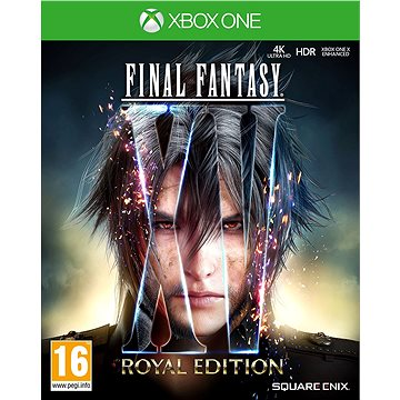 Final Fantasy XV: Royal Edition - Xbox Digital (G3Q-00467)