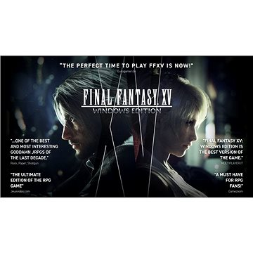 Final Fantasy XV: Windows Edition - Xbox Digital (FWN-00004)