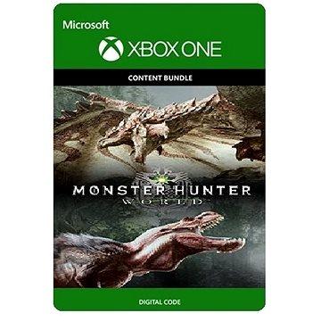 Monster Hunter: World - Deluxe Edition - Xbox One Digital (G3Q-00443)