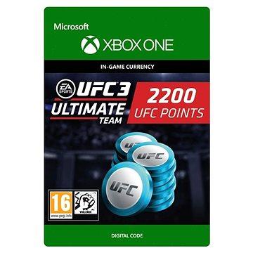 UFC 3: 2200 UFC Points - Xbox Digital (7F6-00176)