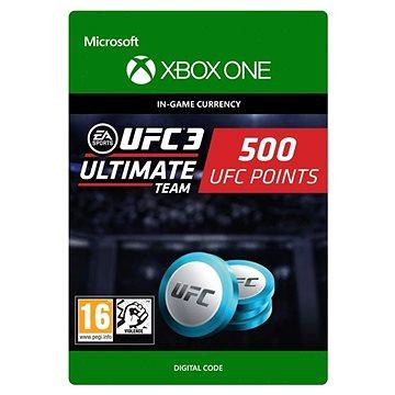 UFC 3: 500 UFC Points - Xbox Digital (7F6-00172)