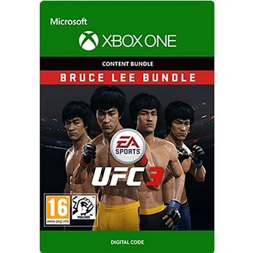 UFC 3: Bruce Lee Bundle - Xbox Digital (7D4-00275)