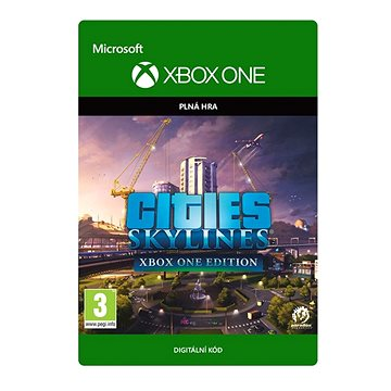 Cities: Skylines - Xbox One Edition - Xbox Digital (6JN-00039)